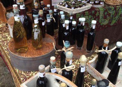 Vinegars, Mustards, Chutneys, Jams
