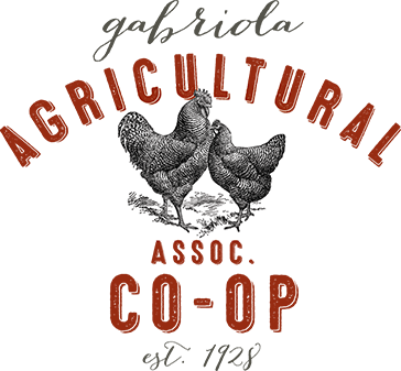 Gabriola Agriculture Co-op